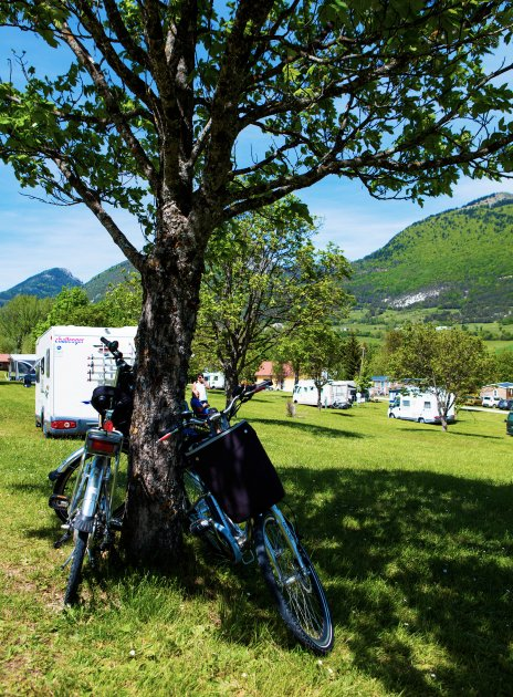 velo camping