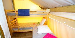 lodge confort chambre