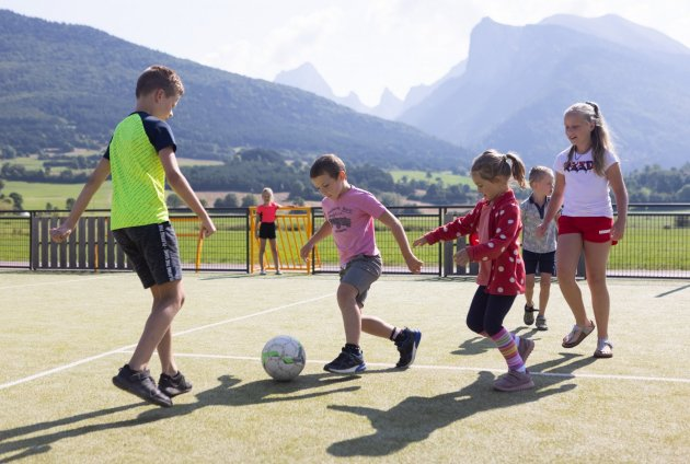 Sport au city du village